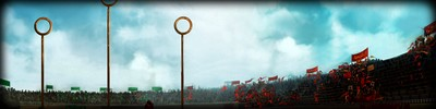 Terrain de Quidditch