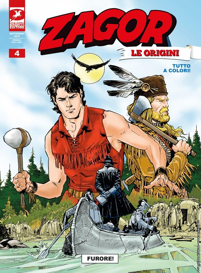 Zagor - Le origini - Pagina 19 62485811