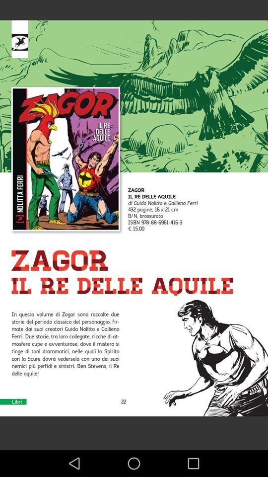 Libri illustrati, romanzi, saggi su Zagor  - Pagina 4 65393710
