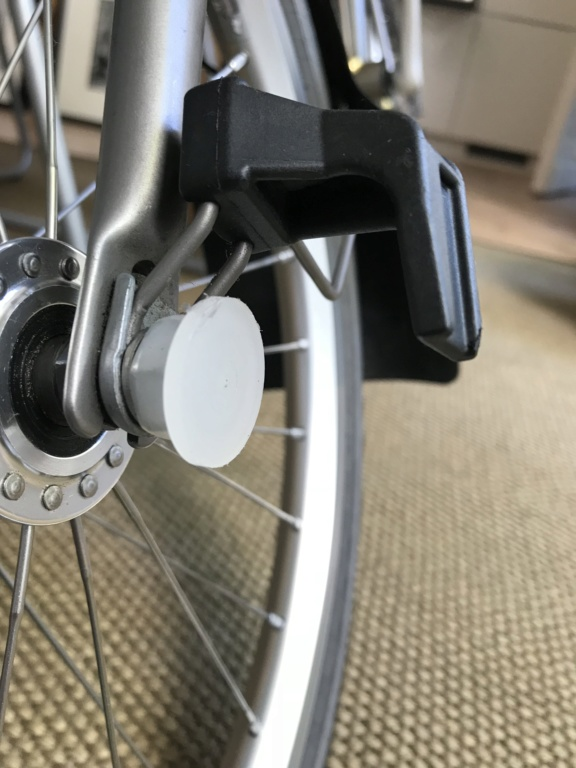 Brompton S2L-X raw lacquer amélioré Brompfication... ( le vélo, la saccoche, les pièces originales) ! (VENDU) Aimg_110