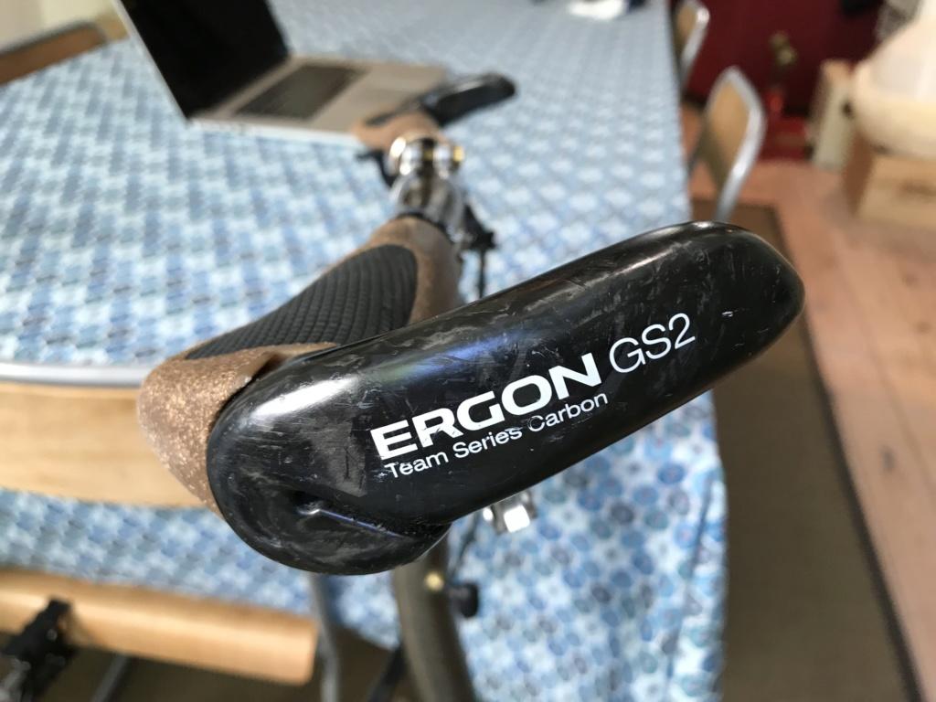 Brompton S2L-X raw lacquer amélioré Brompfication... ( le vélo, la saccoche, les pièces originales) ! (VENDU) Cimg_114