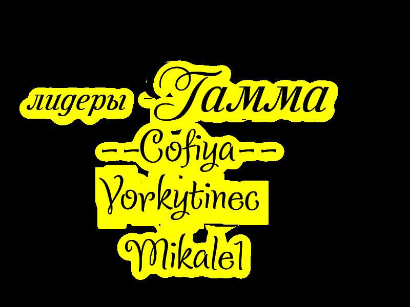 "_турнир ""Форт Боярд"" (часть 2)_ Лидеры ""Гамма"" --Cofiya--, Mikale1, VORKYTINEC. 2 место: Pizhon, Koshka86, wwwkovalbwww - Страница 8 46qare10"