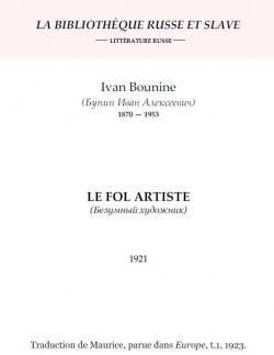 Ivan Alekseïevitch Bounine Bm_10110