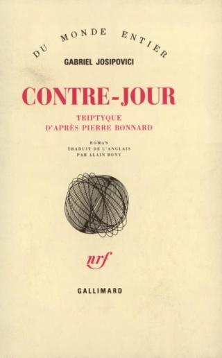 Gabriel Josipovici Contre10