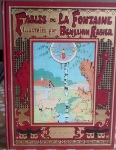 justice - Jean de La Fontaine Img_2043