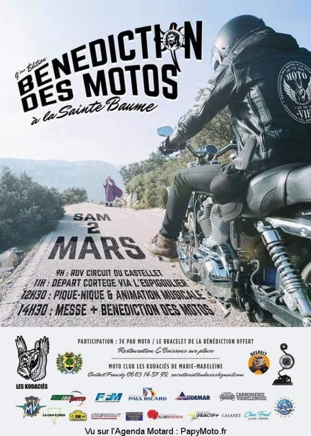 Bénédiction moto St Beaume 2018 9e-bzo10