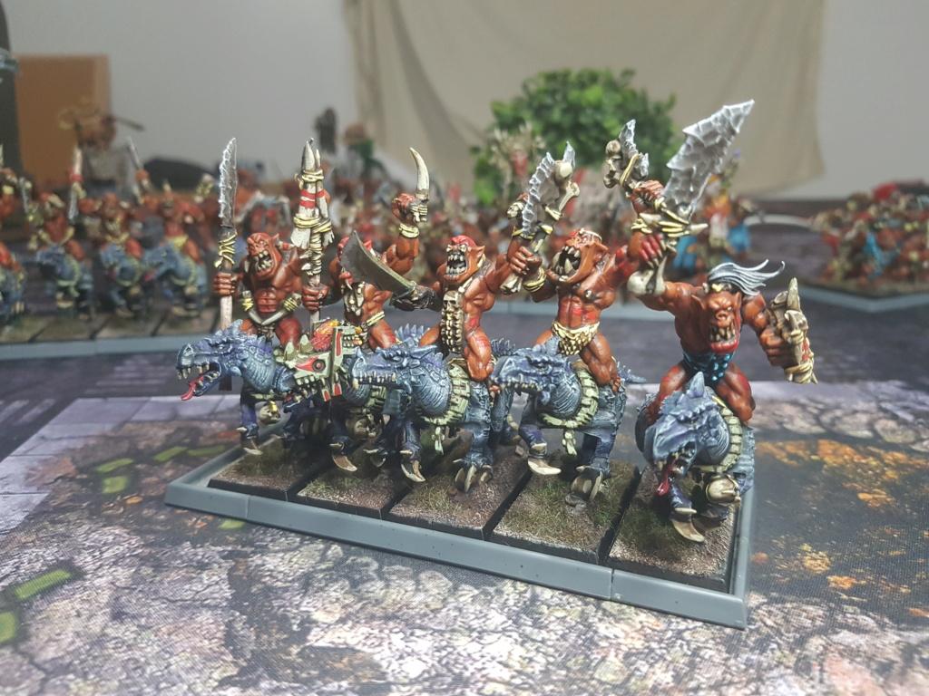 Prehistoric savage orcs 20181125