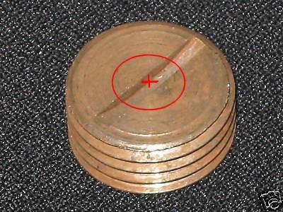 Vis d'épurateur centrifuge. Plug10