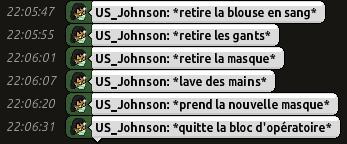 [C.H.U] Rapports d'actions RP de US_Johnson Rp0510