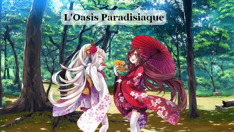 L'Oasis Paradisiaque