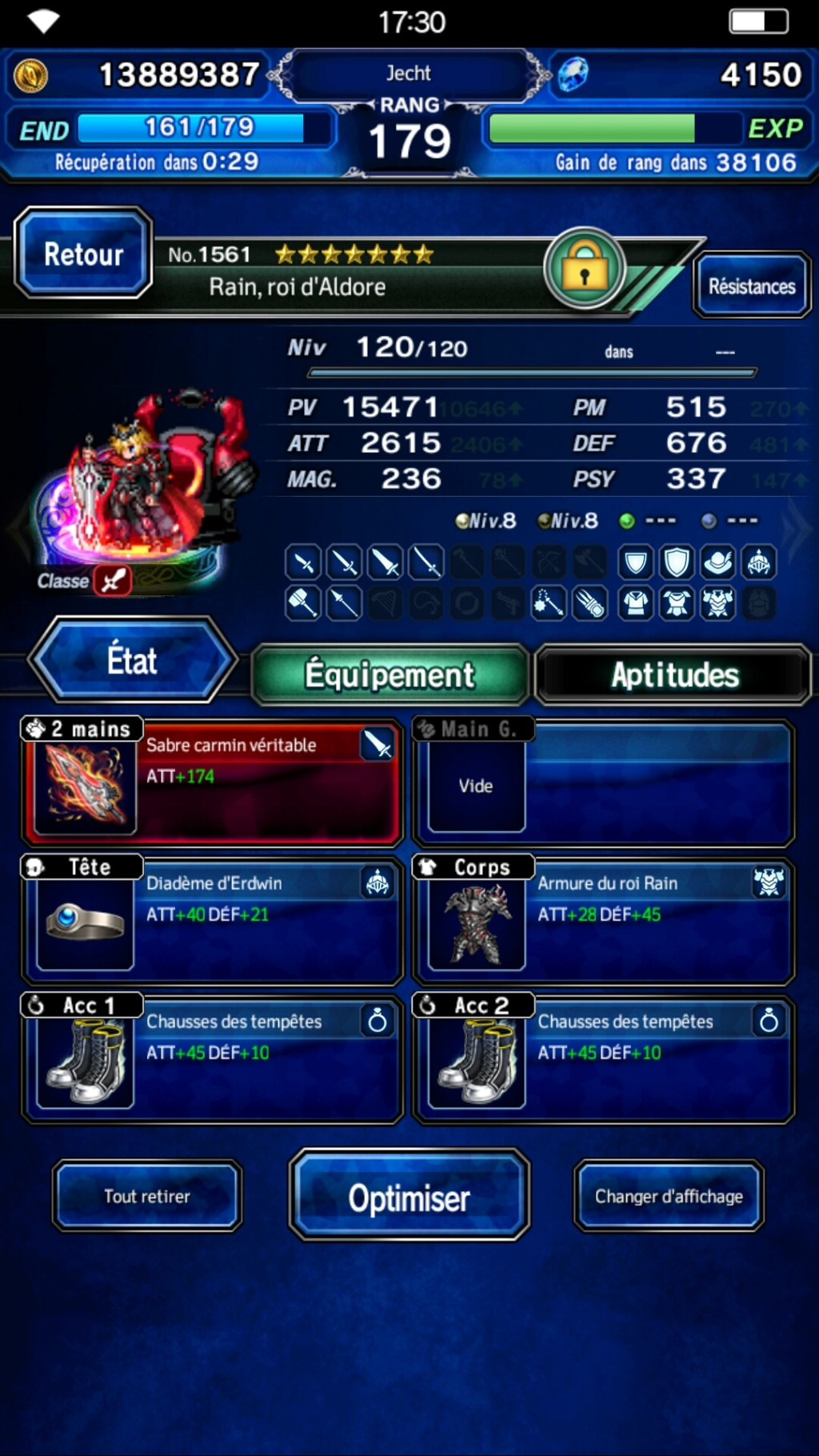 Invocations du moment - FFBE (AKRain) - du 07/11 au 21/11/19 - Page 4 Scree107