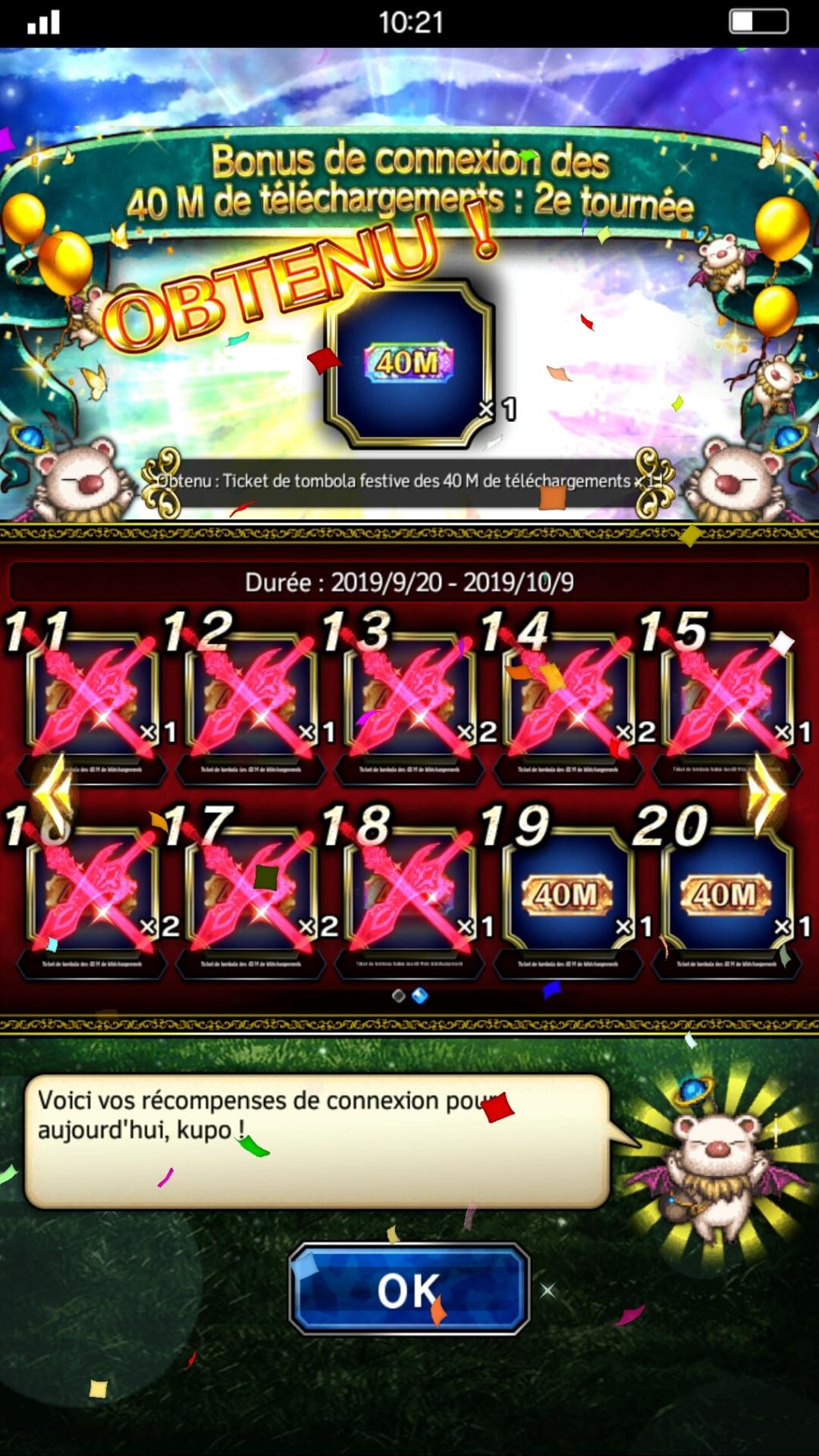 Campagne des 40M de téléchargements (partie 2) - du 20/09 au 09/10/19 Screen67