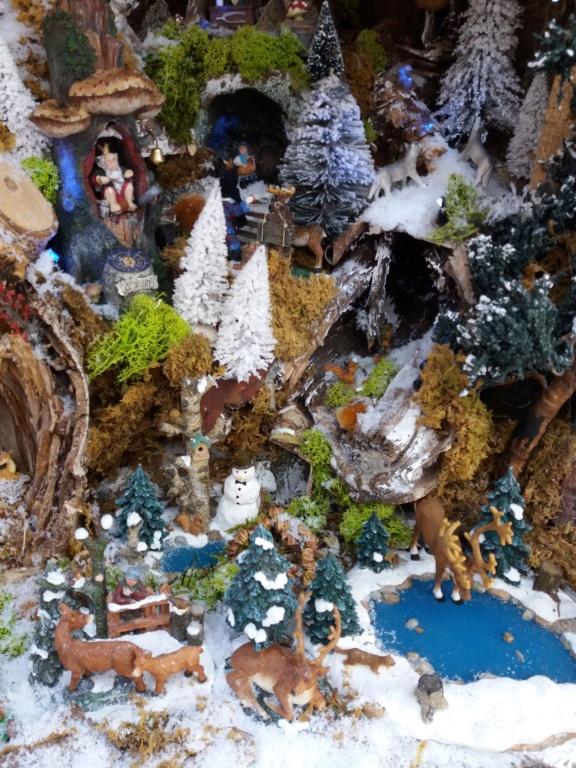 Ebauche village de Noël 2018 Fabipat Atre_110