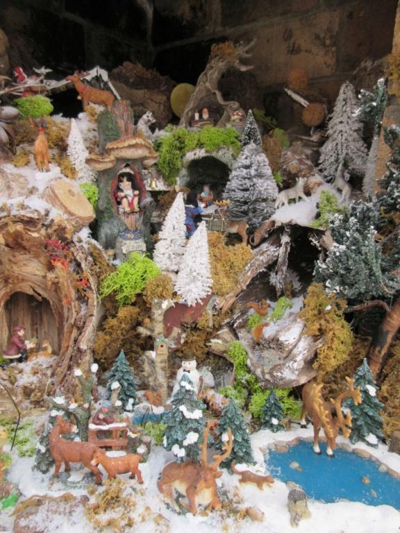 Ebauche village de Noël 2018 Fabipat Atre_n10