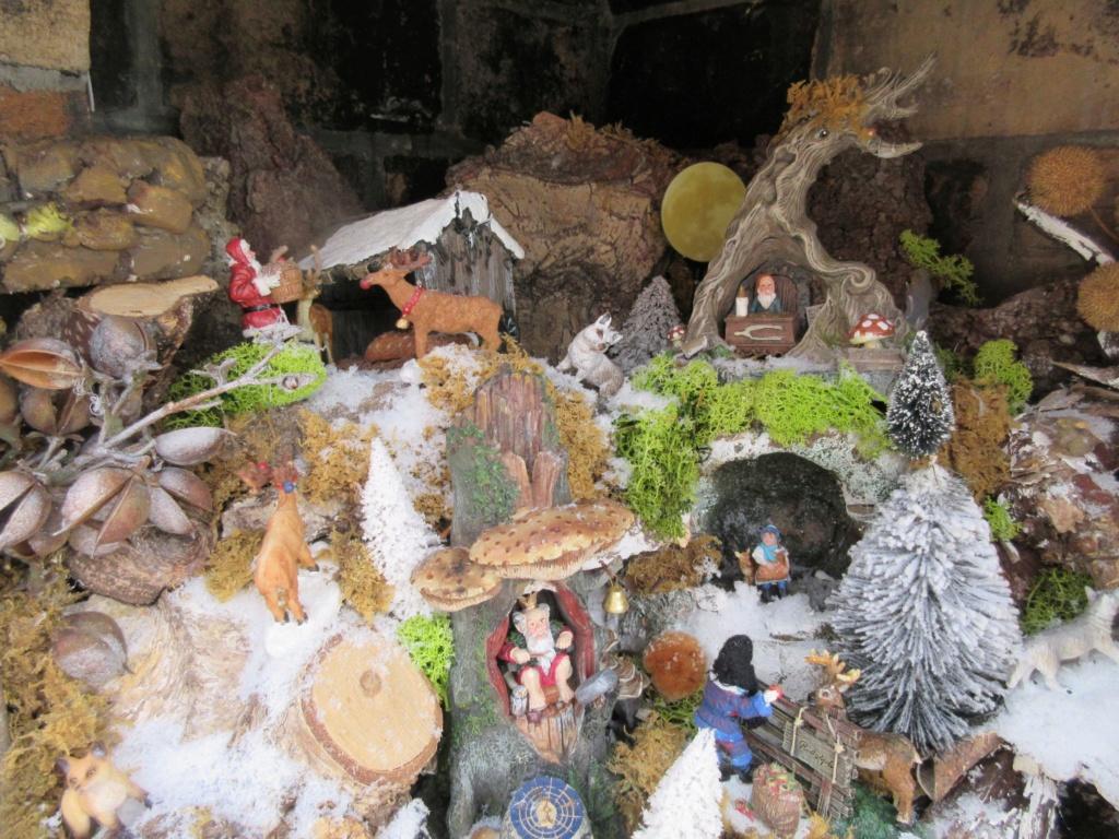 Ebauche village de Noël 2018 Fabipat Atre_n11
