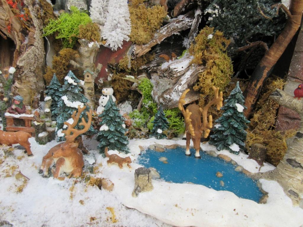 Ebauche village de Noël 2018 Fabipat Atre_n16