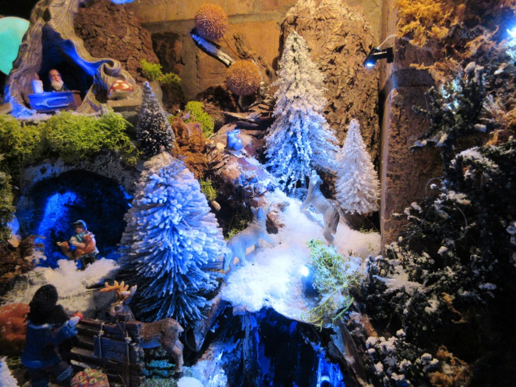 Ebauche village de Noël 2018 Fabipat Atre_n21