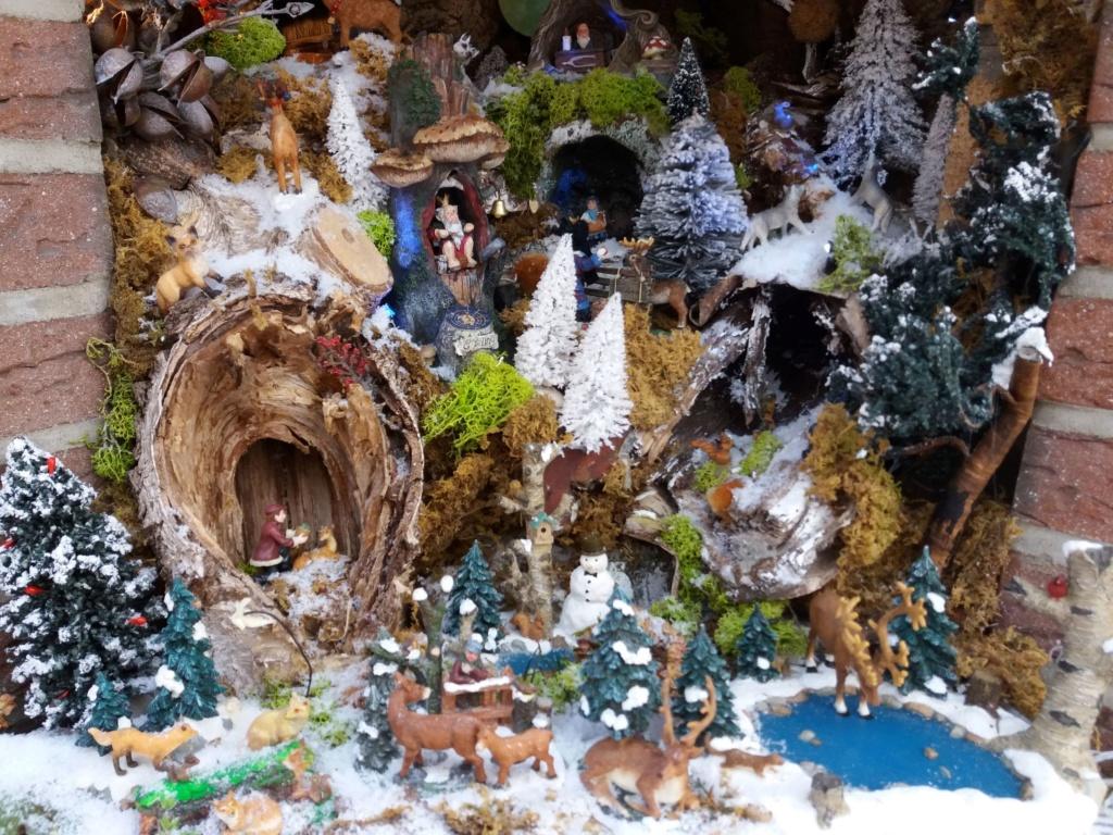 Ebauche village de Noël 2018 Fabipat Zetre_10