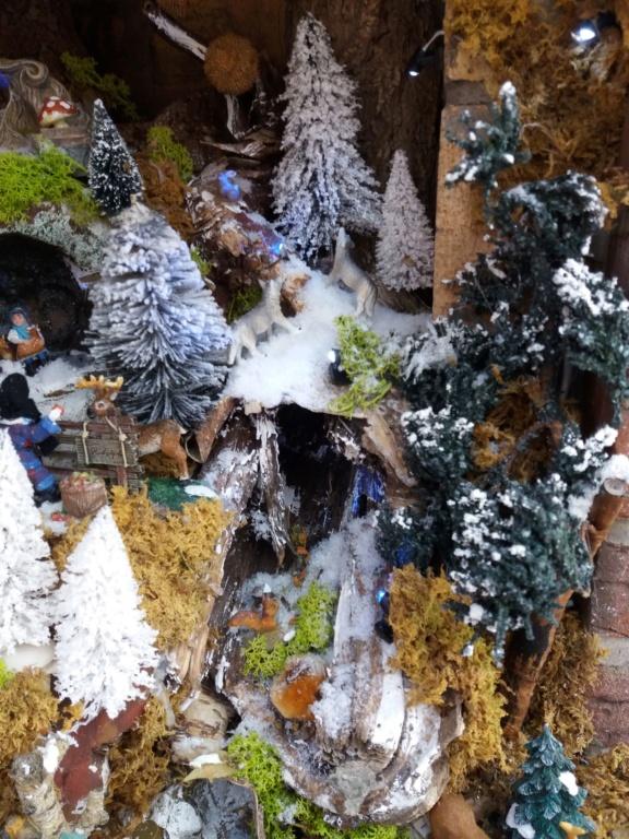 Ebauche village de Noël 2018 Fabipat Zetre_12