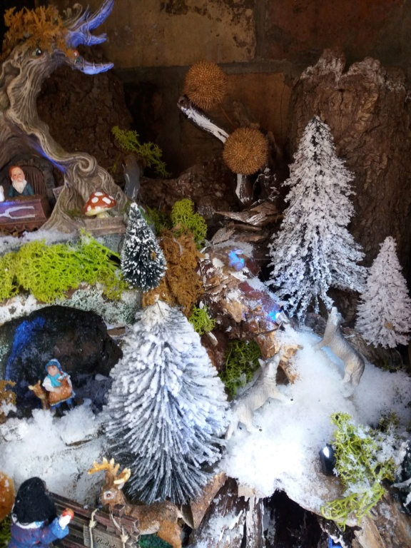Ebauche village de Noël 2018 Fabipat Zetre_13