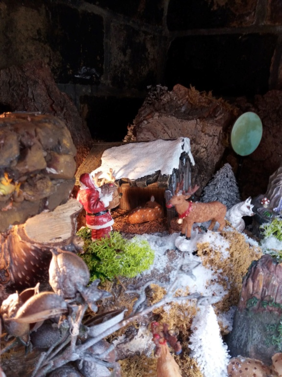 Ebauche village de Noël 2018 Fabipat Zetre_15