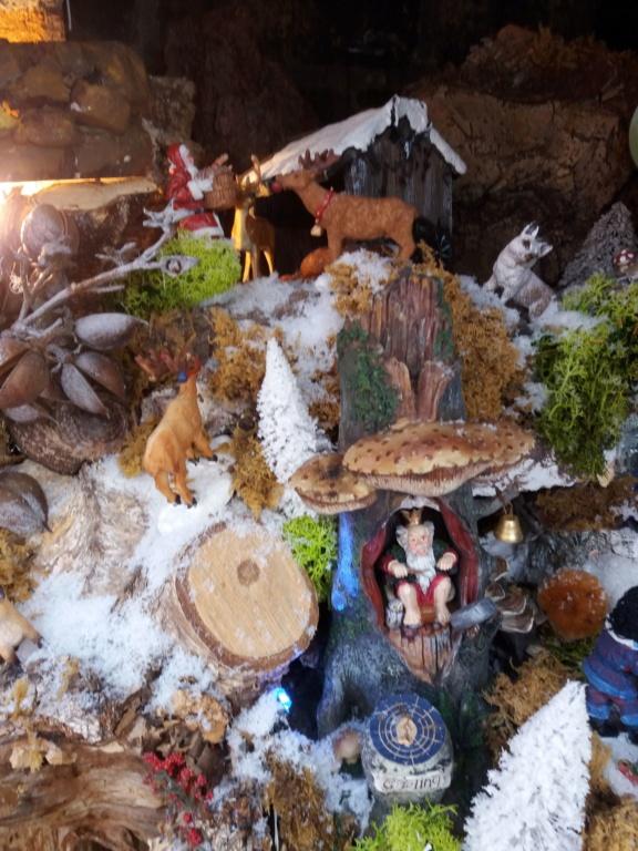Ebauche village de Noël 2018 Fabipat Zetre_16