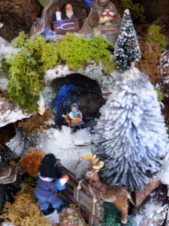 Ebauche village de Noël 2018 Fabipat Zetre_17
