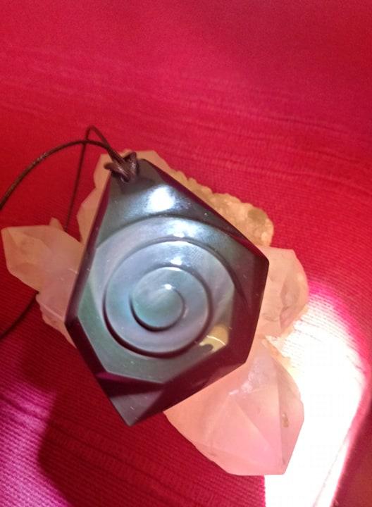 Obsidienne oeil céleste Obsidi16