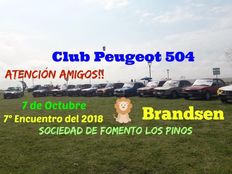"""7° Encuentro  Oficial Club Peugeot 504 Argentina """"Brandsen"""" Img-2011"""