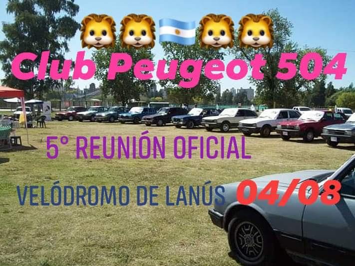 """5° Encuentro Oficial  Club Peugeot 504 Argentina  """"Lanus""""!!!!  Img_2014"""