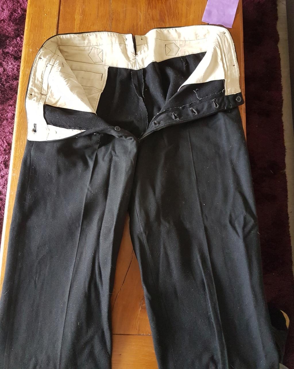 Identification d un uniforme ss  20181034