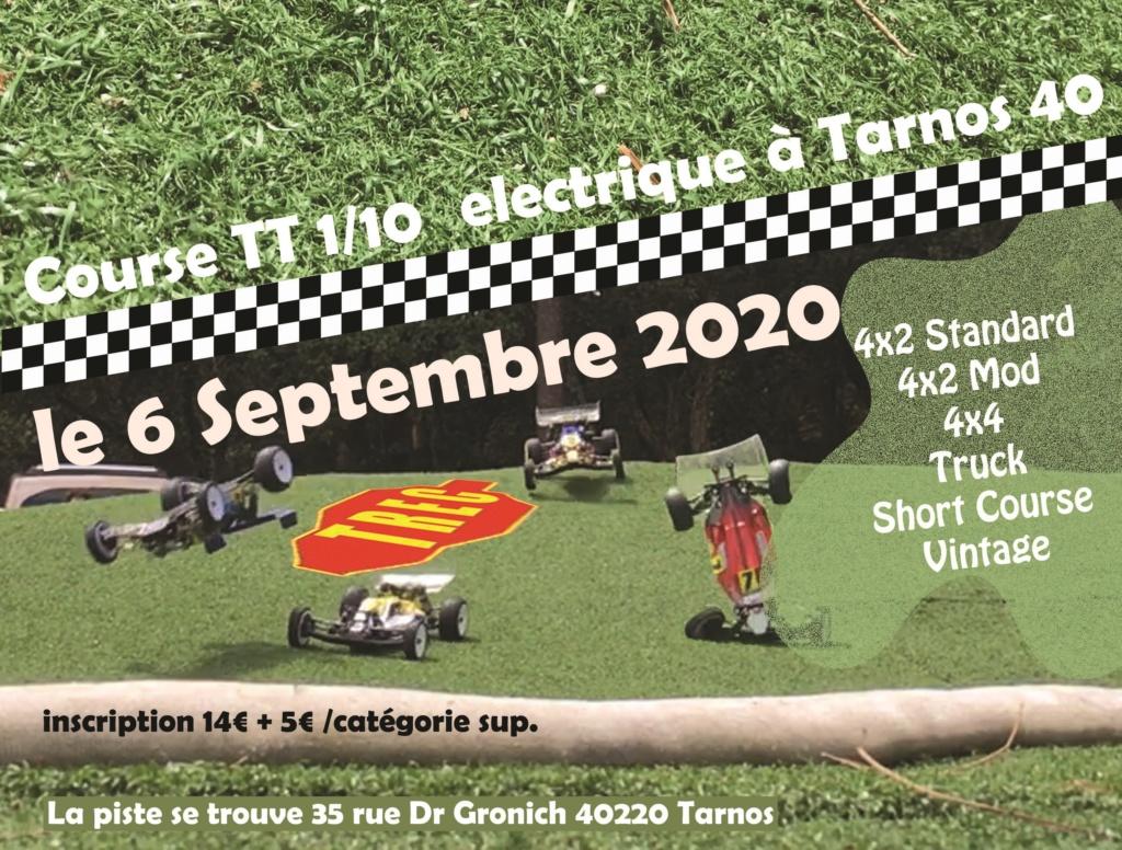Course 06 Septembre 2020 au TREC Course11