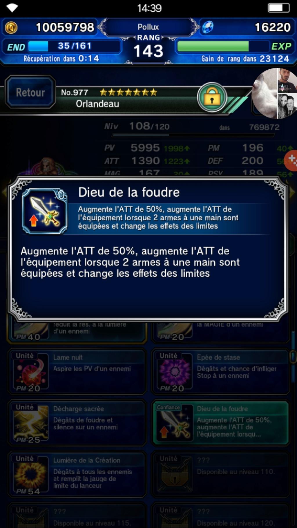 Invocation du moment - FFVIII - Bannière Squall/Rinoa - Page 3 Screen13