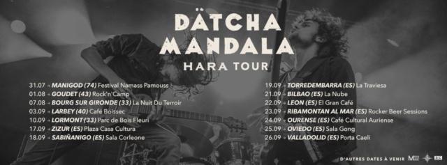Dätcha mandala, rock 70s desde Francia.Gira por España mayo 2019 21767310