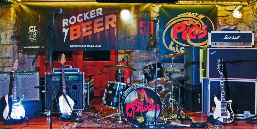 THE MORLOCKS   Gira presentación nuevo disco  31 de enero al 10 de febrero 2019 Dddddd10