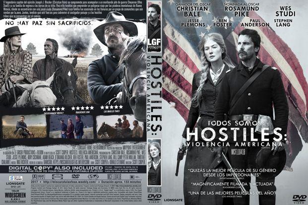 Últimas películas que has visto - (Las votaciones de la liga en el primer post) - Página 19 Hostil10