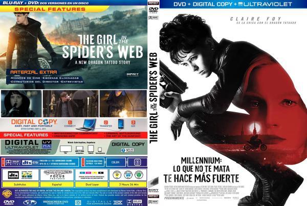 Últimas películas que has visto - (Las votaciones de la liga en el primer post) - Página 20 Millen10