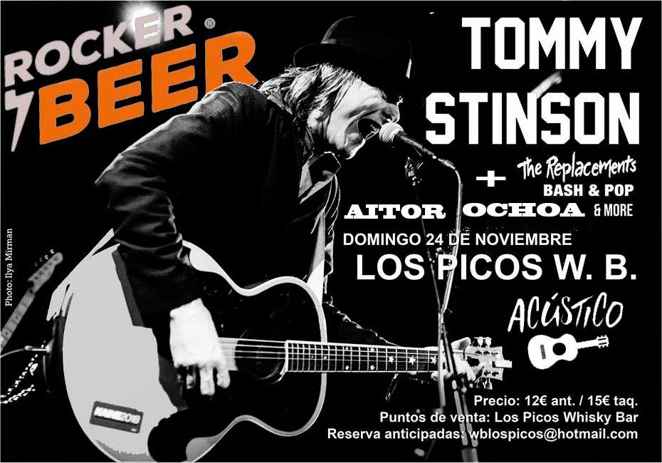 Los Picos Whisky Bar (Liérganes, Cantabria) - Próximos conciertos - Página 16 Tommy-10