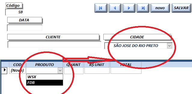 [Resolvido]Filtra caixa de combinação por município 2sem_t10