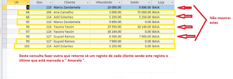 [Resolvido]Consulta mostrar último registo de cada cliente 2sem_t11