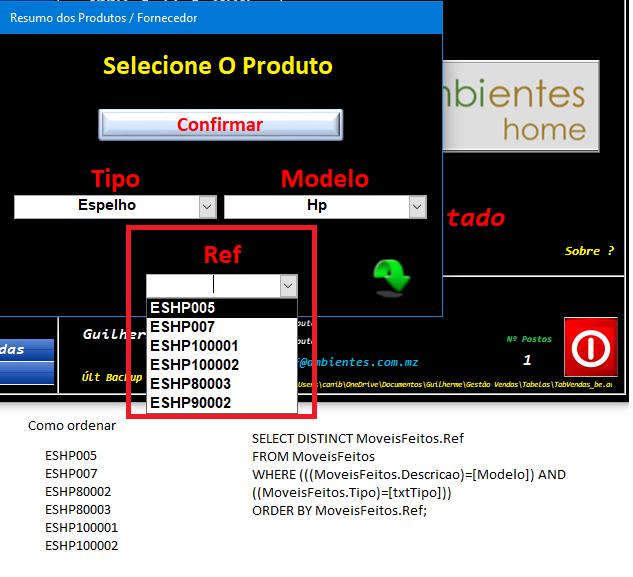 [Resolvido]Criar em VBA dados de uma Caixa de Combinação Ordena10