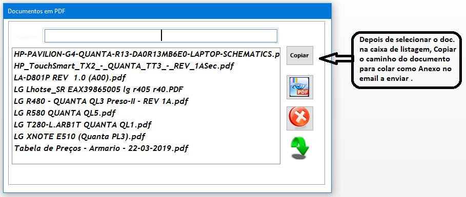 Copiar linha selecionada numa caixa de Listagem para colar como anexo num email a enviar Sem_t113
