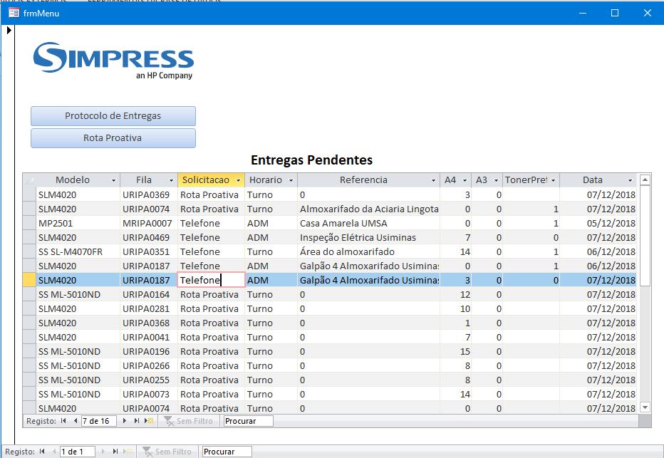 [Resolvido]Botão de Editar Registro a partir de um subForm Sem_tz37