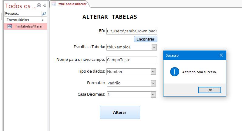 [Resolvido]Adicionar um campo em tabela via VBA Sem_tz62