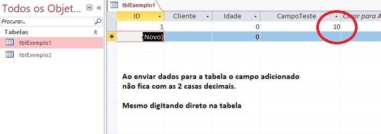 [Resolvido]Adicionar um campo em tabela via VBA Sem_tz64