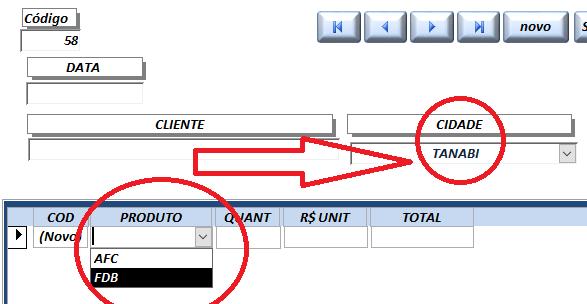 [Resolvido]Filtra caixa de combinação por município Sem_tz77