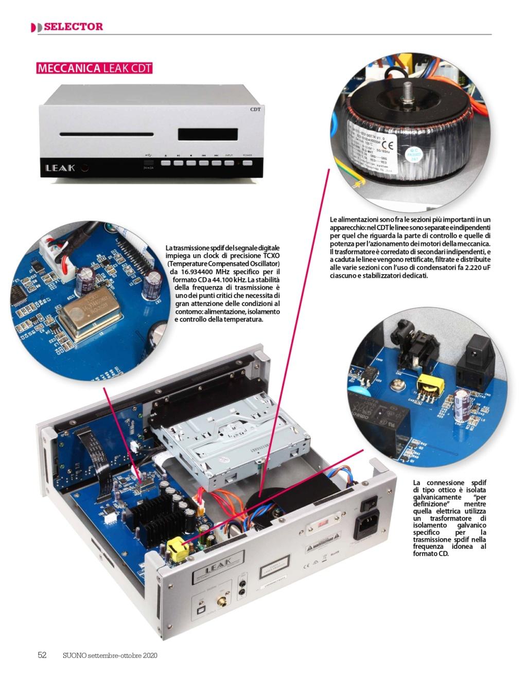 Leak está de vuelta: nuevos modelos Stereo 130 y CDT Leak_c10