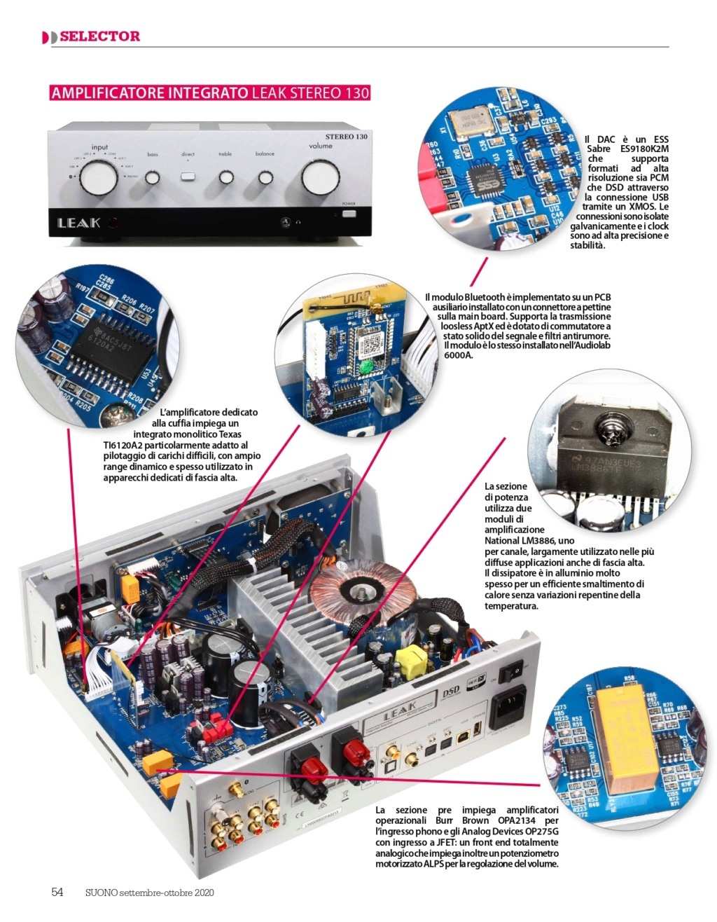 Leak está de vuelta: nuevos modelos Stereo 130 y CDT Leak_s10