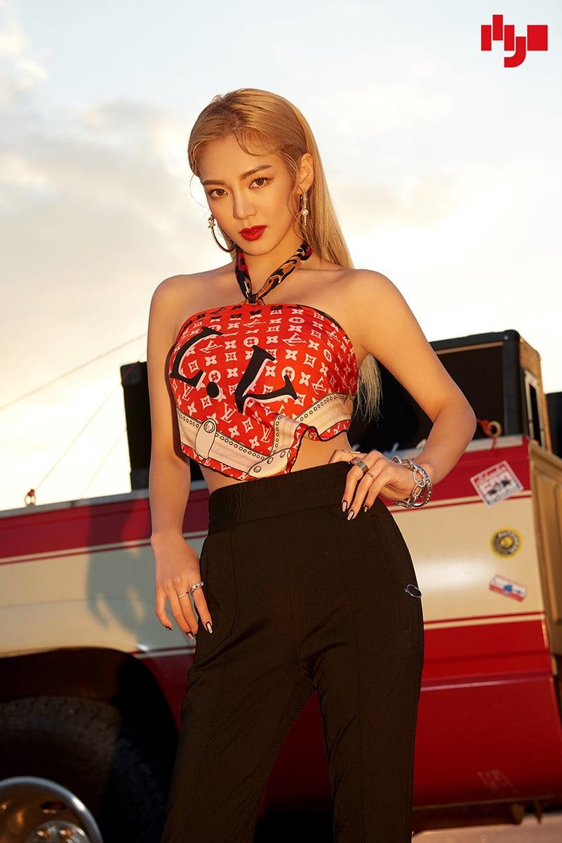 "Hyoyeon (SNSD) >> Single ""Sober"" - Página 8 Hyoyeo10"
