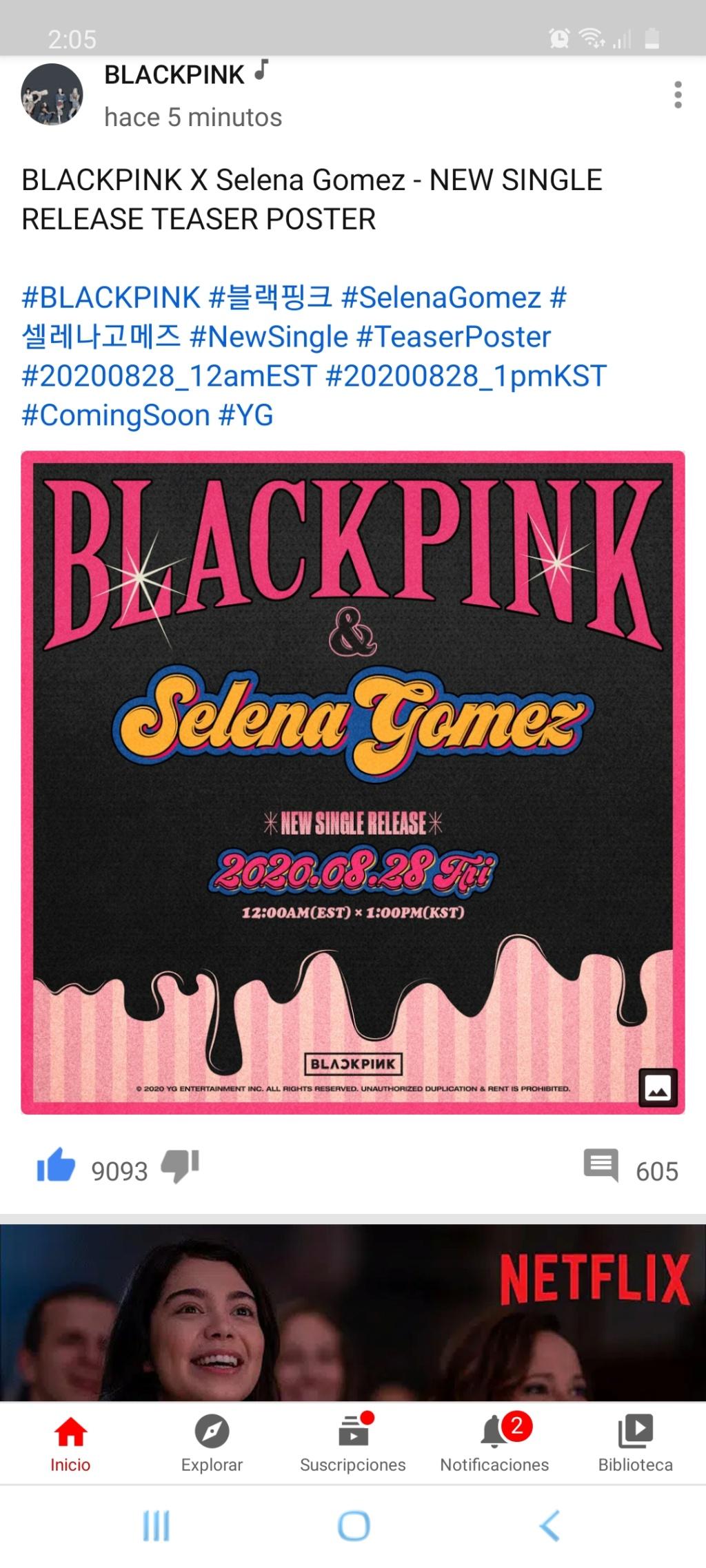 "Selena Gomez >> single ""Lose You To Love Me""  - Página 7 Screen13"